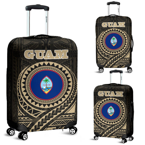Guam Polynesian Luggage Cover 3 A7 1ST