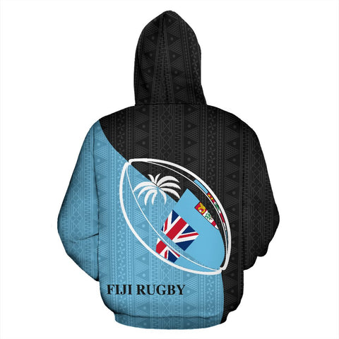 Image of Fiji Spirit of Rugby Hoodie LB K6 1ST