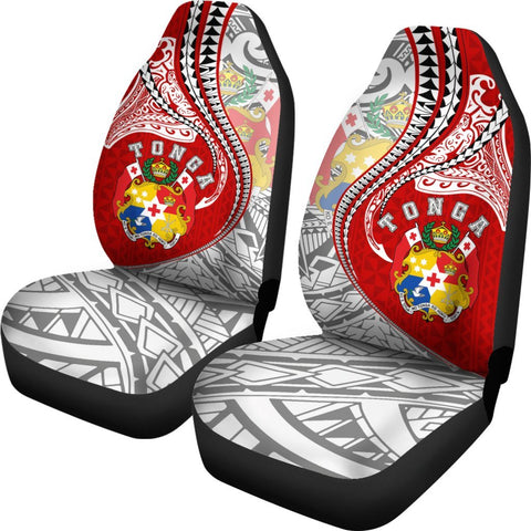 Tonga Car Seat Covers Kanaloa Tatau Gen TO - TH65
