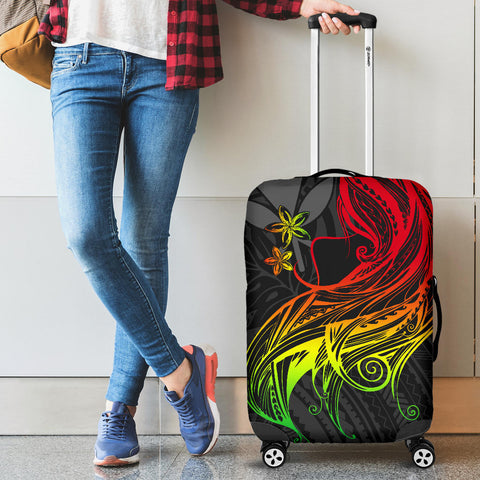 Kanaka Maoli Luggage Covers, Hawaiian Girl, Polynesian, Hawaiian Luggage Covers, Polynesian Luggage Covers, Plumeria