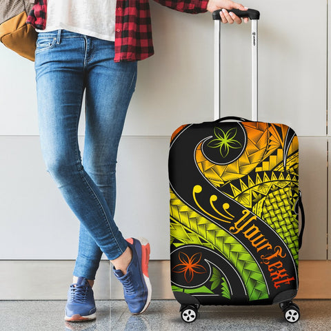 Hawaii Personalised Luggage Covers - Hawaii Polynesian Decorative Patterns