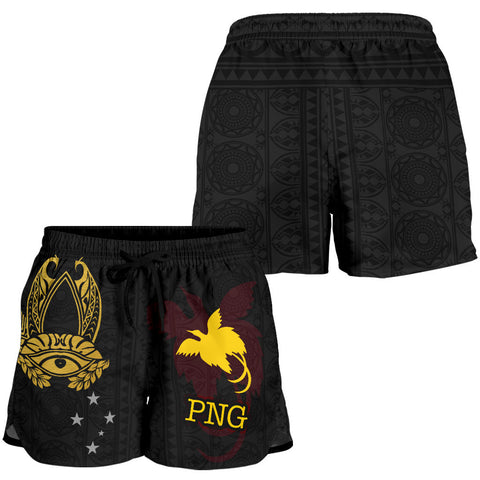 Papua New Guinea Women's Short - Erudite Eye - BN11