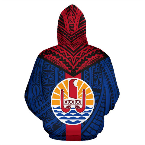 Tahiti is My Homeland Hoodie Version 2.0 A7