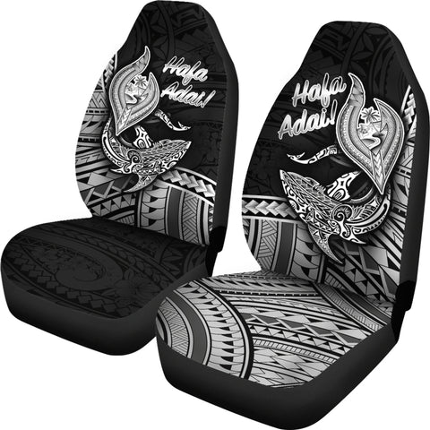 Image of Guam Car Seat Covers - Hafa Adai Polynesian Patterns - BN01