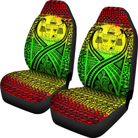 Fiji Car Seat Cover Lift Up Reggae - BN09