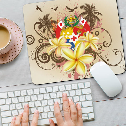 Tonga Polynesian Mouse Pad - Summer Tropical - BN12