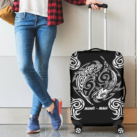 Hawaii Luggage Covers - Hawaiian Shark Tattoo - BN20