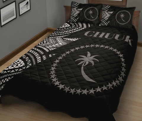 Chuuk Quilt Bed Set - Flash Version - BN12