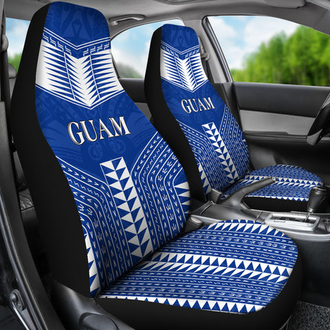Guam Polynesia Car Seat Covers - BN12