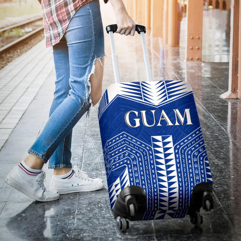Guam Polynesia Luggage Covers - BN12