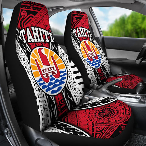 Image of French Polynesia - Tahiti Special Seat Covers | Love The World