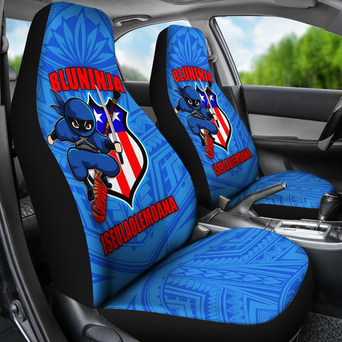 Image of Blue Ninja Iseulaolemoana Car Seat Cover - BN39