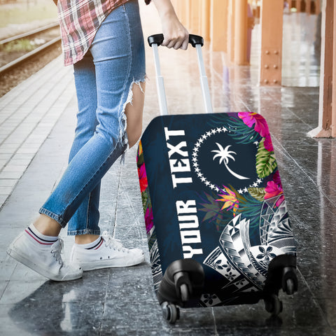 Chuuk Custom Personalised Luggage Covers - Summer Vibes