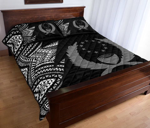 Pohnpei Quilt Bed Set - Flash Version - BN12