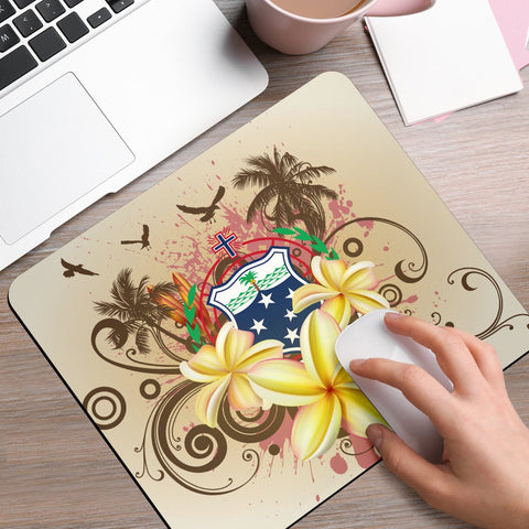 Samoa Polynesian Mouse Pad - Summer Tropical