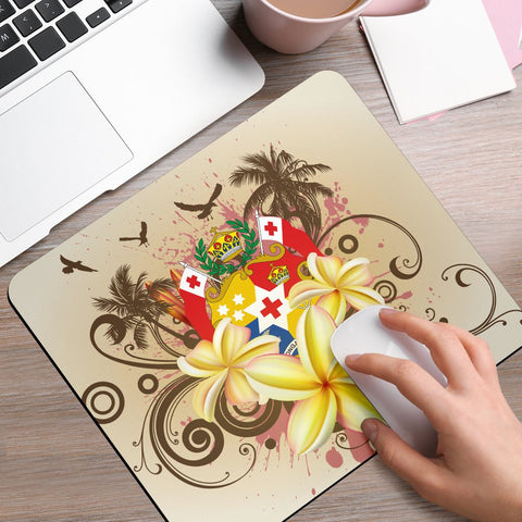 Tonga Polynesian Mouse Pad - Summer Tropical