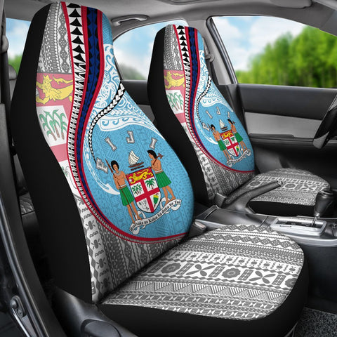 Image of Fiji Car Seat Covers Kanaloa Tatau Gen FJ - TH65