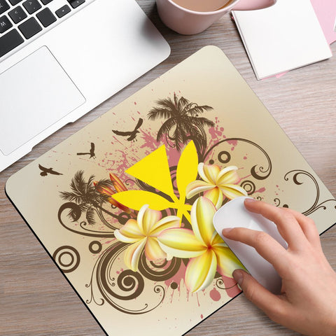 Hawaii Polynesian Mouse Pad - Summer Tropical