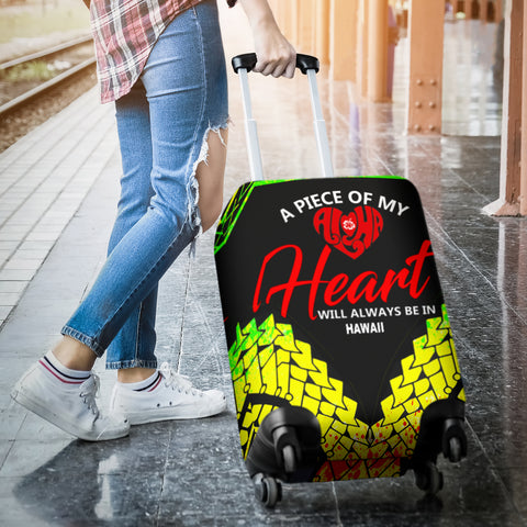 Hawaii Luggage Covers - A Piece Of My Heart - BN20