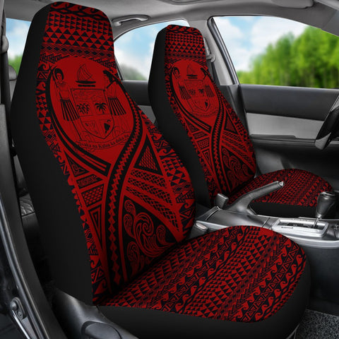 Fiji Car Seat Cover Lift Up Red - BN09