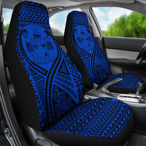 Fiji Car Seat Cover Lift Up Blue - BN09