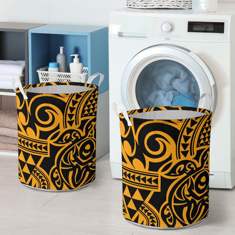 Polynesian Laundry Basket - Poly 51