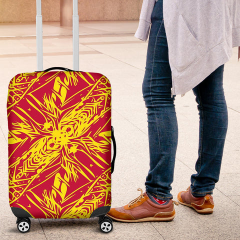Image of Polynesian Luggage Cover 47 -  BN10