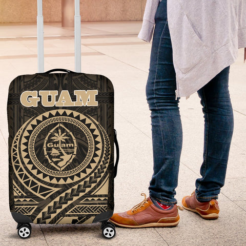 Guam Polynesian Luggage Cover 2 A7 1ST