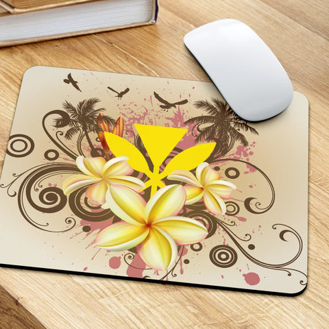 Hawaii Polynesian Mouse Pad - Summer Tropical - BN12
