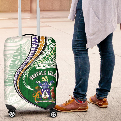 Image of Norfolk Island Luggage Covers Kanaloa Tatau Gen NF - K7
