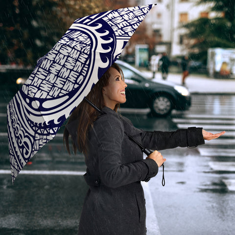 Polynesian All Over Print Umbrella - BN04