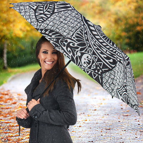 Image of Polynesian All Over Print Umbrella 11 - BN04