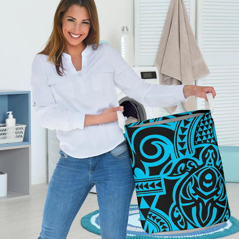 Polynesian Laundry Basket - Poly 50