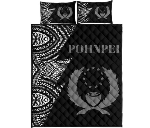 Pohnpei Quilt Bed Set - Flash Version
