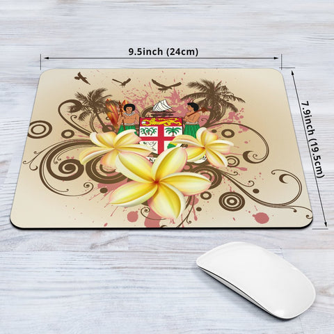 Fiji Polynesian Mouse Pad - Summer Tropical - BN12