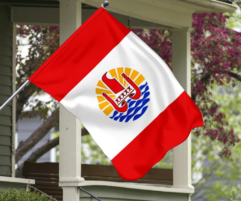 Image of Tahiti Flag - Flag Of Tahiti - BN20