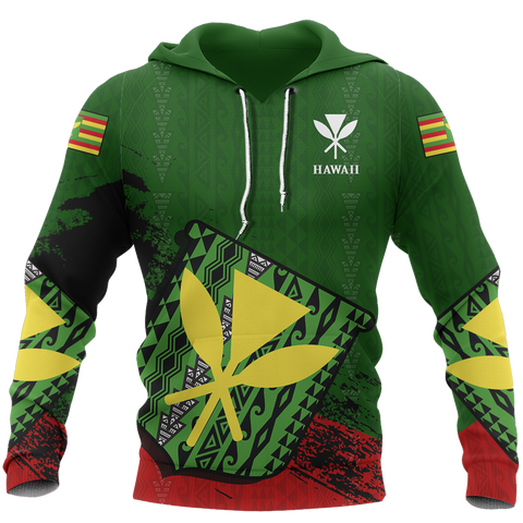 Hawaii Special Hoodie Front
