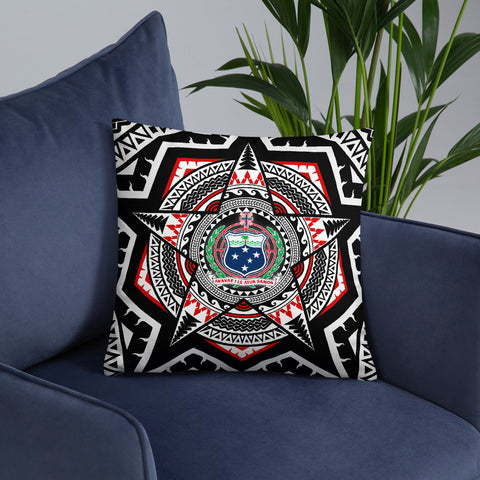 Samoa Pillow - Mandala Star Patterns - BN01