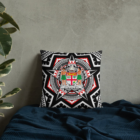 Fiji Pillow - Mandala Star Patterns - BN01