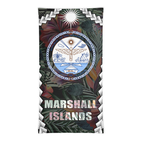 Marshall Islands Polynesian Neck Gaiter - Chain Polynesian