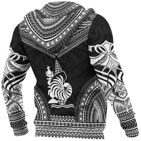Image of New Caledonia Polynesian Chief Hoodie - BN10