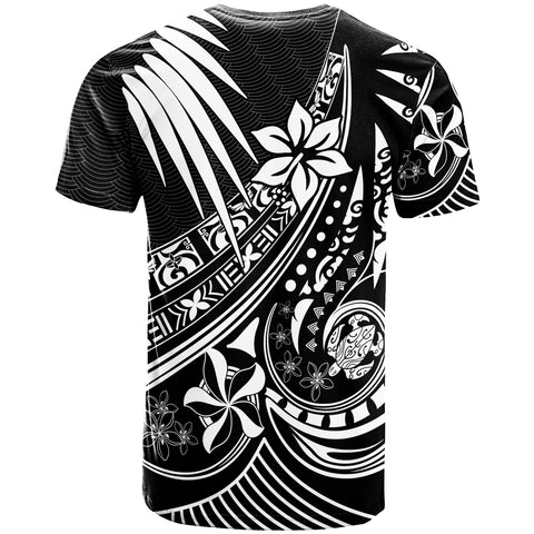 Tahiti T-Shirt - The Flow Of The Ocean - BN20