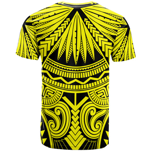 Image of Polynesian T-Shirt - Classic Vignette Style - BN20