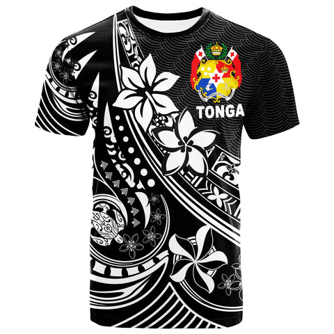Image of Tonga  T-Shirt -  The Flow Of The Ocean - BN20
