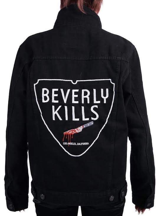 Beverly Kills Denim Jacket