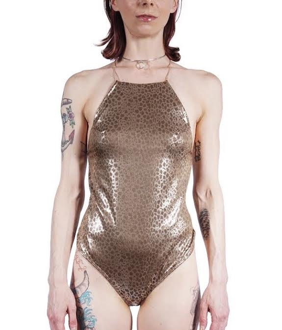 Leopard Shark Bodysuit
