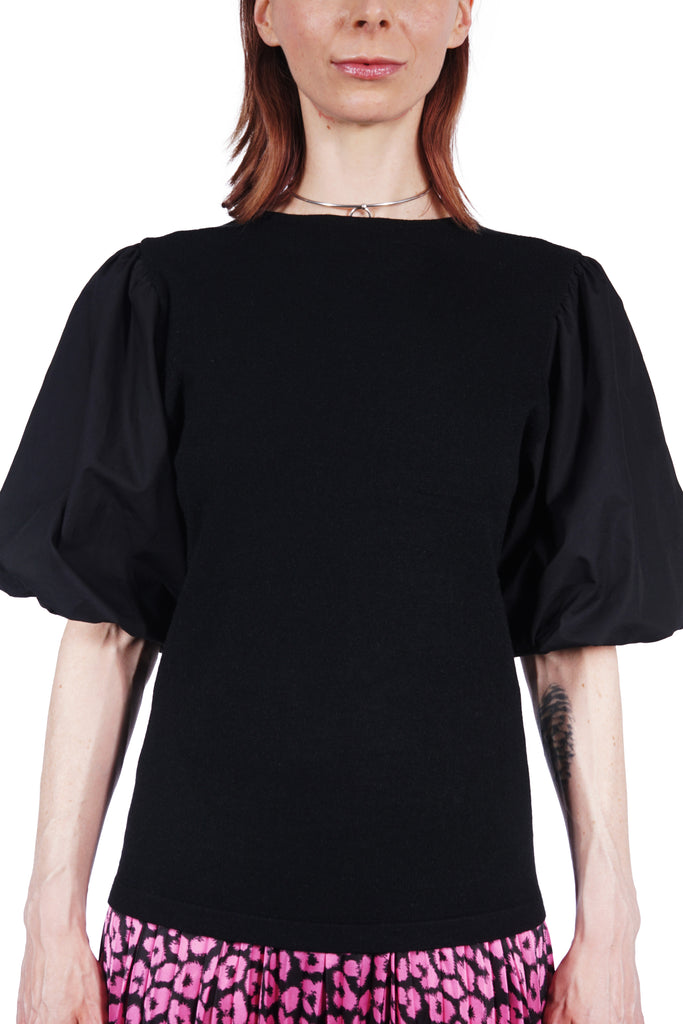 Black Poet Blouse