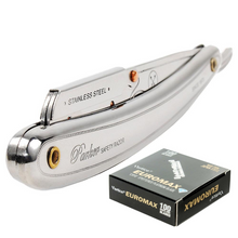 Load image into Gallery viewer, Parker 31R Stainless Steel Shavette Razor