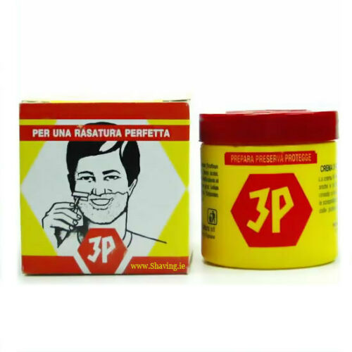 3P Pre and Post Shave Cream - 100ml