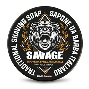 NEW TGS The Goodfellas' Smile Savage Shaving Soap
